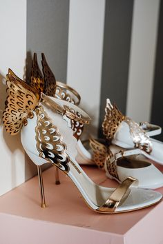 4b9b612f23f5c5 Bride Bridal Wing Shoes Kew Gardens Wedding Marianne Chua Photography  Bride   Bridal  Wing