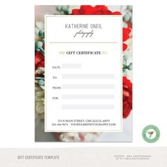 Price List Templates 8.5X11 Photography Price List Template Letter Sized Price Sheet .