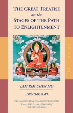 The Great Treatise on the Stages of the Path to Enlightenment (Volume 2):   <i>The Great Treatise on the Stages of the Path to Enlightenment</i> (Lam rim chen mo) is one of the brightest jewels in the world's treasury of sacred literature. The author Tsong-kha-pa (1357–1419) completed this masterpiece in 1402 and it soon became one of the most renowned works of spiritual practice and philosophy in the world of Tibetan Buddhism. Tsong-kha-pa took great pains to base his incisive insight...