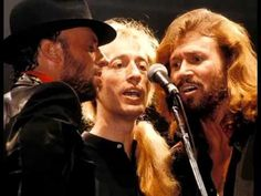 Bee Gees Live - Love So Right  - Very Rare HQ