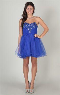 Sleeveless Rhinestone Mesh Prom Dress #7228 (6, Champagne). MADE ...
