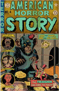 JQ Hammer. American Horror Story