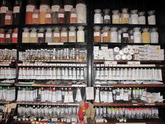 150 yr old art supply store