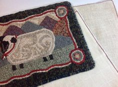 Hey, I found this really awesome Etsy listing at http://www.etsy.com/listing/168129221/rug-hooking-pattern-sheep-in-the-hills