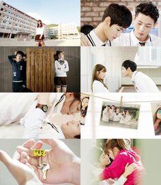 sassy go go Taiwan Drama, Drama Korea, Bring It On Ghost, Lee Won Geun, Who Are You School 2015, Sassy Go Go, It's Okay That's Love, Korean Drama Movies, Korean Dramas