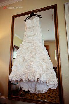 Jennifer Childress Photography   Wedding   Rivercrest Golf Club and Preserve   Phoenixville, PA   Enchanted Florist   Synergetic Sounds and Lighting   Bride   Wedding Dress     www.jennchildress.com