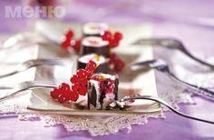 Chocolate sushi  Recipe: http://bit.ly/GQ4ADt