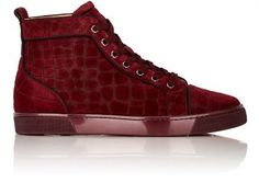 CHRISTIAN LOUBOUTIN Louis Sneakers. #christianlouboutin #shoes #sneakers