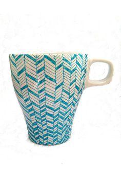 Trinako Hand-Painted Mug