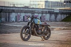Suzuki GS450L by Wrench Kings