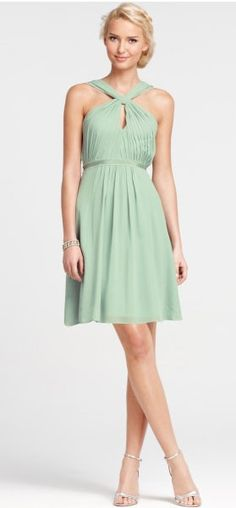 shorter version of pistachio green - I like this color a lot