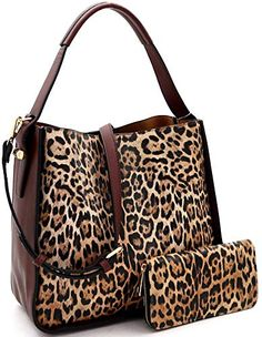 Shop a great selection of Leopard Print Cheetah Vegan Leather Soft 2 Way Hobo Bag Wallet SET. Find new offer and Similar products for Leopard Print Cheetah Vegan Leather Soft 2 Way Hobo Bag Wallet SET. Leather Purses, Leather Handbags, Leather Wallet, Leopard Print Bag, Cheetah, Purses And Handbags, Ladies Handbags, Cheap Bags, Dior