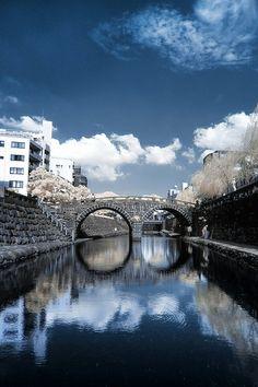 Nagasaki - Meganebashi (Spectacle Bridge)