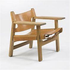 Borge Mogensen - 'Spanish Chair'