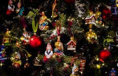 Russian Christmas tree.