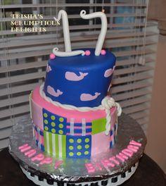 Vine Cake By Patricia Stanish
