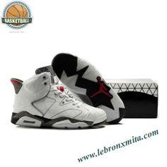 484664 011 Air Jordan 6 retro Stripes White Varsity Gray