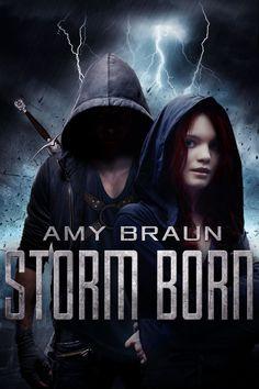 Amy Braun - Storm Born