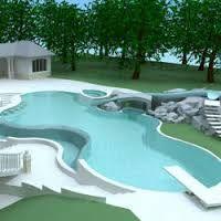 Fotograf as de piscinas de arena piletas de arena la for Piletas modernas