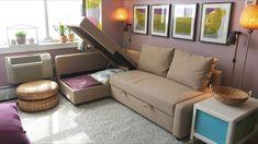Ikea Friheten Corner Sofa Bed Ikea Pinterest