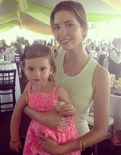 Ivanka Trump & daughter Arabella