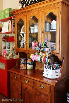 eclectic crafts room. Contemporary Eclectic Bright And Eclectic Sewing Craft Room With Crafts G