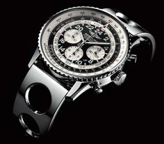 Breitling Cosmonaute Chronograph Watch