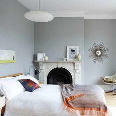 happy grey walls