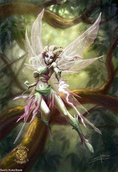 """Fairy (^.^) Thanks, Pinterest Pinners, for stopping by, viewing, re-pinning, & following my boards. Have a beautiful day! ^..^ and """"Feel free to share on Pinterest ^..^ #fairytales4kids #elfs #Fantasy"""