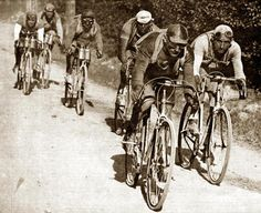 Early Tour de France