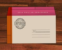 Foundry Collective: Emporium Pies Branding