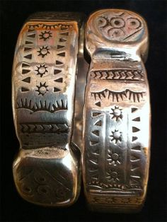 not sure if these are rings or cuffs, but they are fabulous .....Envers du Decor