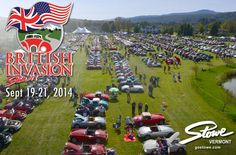 The British Invasion arrives in Stowe this Friday! Learn more at http://www.gostowe.com/british-invasion
