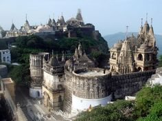 World's only mountain in Bhavnagar district of Gujarat that has more than 900 temples