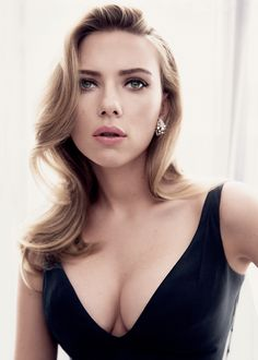 Scarlett Johansson, by Craig McDean for Vanity Fair