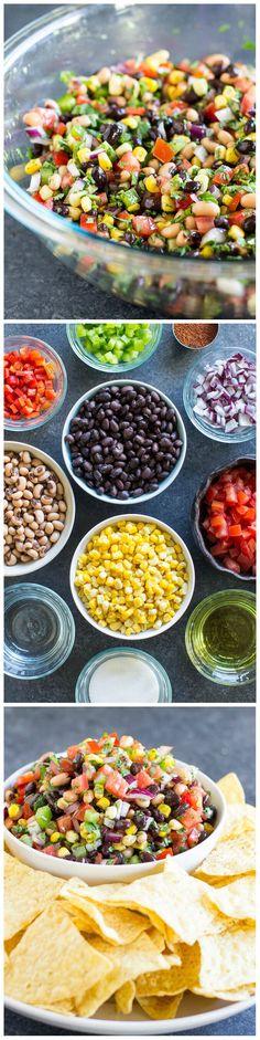 Cowboy Caviar – Tasty Food Collection