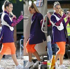 Perrie Filming Woman Like Me Video Little Mix Outfits, Little Mix Style, Little Mix Perrie Edwards, Litte Mix, Jesy Nelson, Music Mix, Female Singers, Nicki Minaj, Iphone