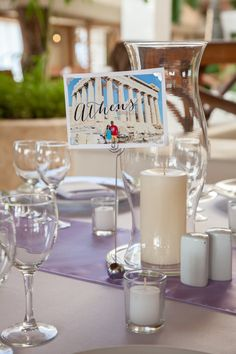 Unique Table Number Idea These Postcards Are So Cute Perfect For A Destination Wedding