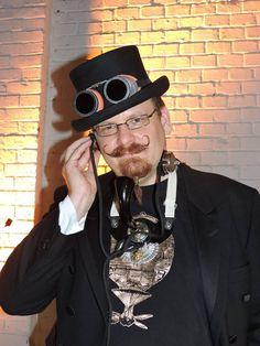 Mondscheinbazar Oktober 2015 Steampunk Clothing, Cowboy Hats, Outfits, Fashion, October, Outfit, Moda, La Mode, Fasion