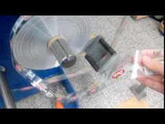 NIKELMAN - printing with turnbar system - Nikelman 250 6+6 - YouTube