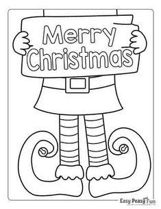 Printable Christmas Coloring Pages, Free Christmas Printables, Christmas Templates, Christmas Activities, Christmas Coloring Sheets For Kids, Printable Coloring, Colorful Christmas Tree, Christmas Colors, Christmas Art