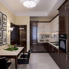 Идея интерьера 45 кв м - Дизайн интерьеров | Идеи вашего дома | Lodgers