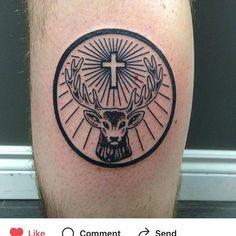 Resultado de imagen de jagermeister logo tattoo