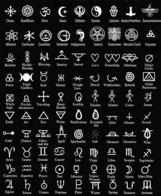 Symbols are a huge part of any earth-based practitioner's ars… Magical Symbols. Symbols are a huge part of any earth-based practitioner's arsenal. Symbols can be used to infuse energy by means of… Alphabet Code, Alphabet Symbols, Glyphs Symbols, Tatoo Symbols And Meanings, Symbols With Meaning, Aramaic Alphabet, Greek Alphabet, Symbols For Strength Tattoo, Tattoos And Their Meanings