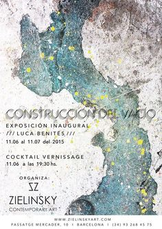 Contemporary Art, Barcelona, Cocktails, Sky, Poster, Exhibitions, Artists, Projects, Craft Cocktails