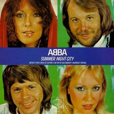 Image result for summer night city record 80s Music, Good Music, Music Power, The Swede, Queen Love, Those Were The Days, Night City, Ol Days, Summer Nights