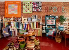 See Our Fave Quilt Shops