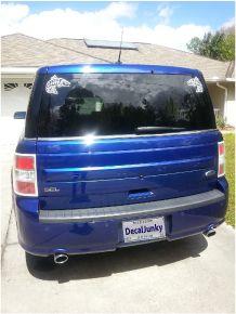 Dragon Head Window Decal Vinyls Cars And Vinyl Decals - Vinyl decals car wash