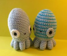 "Friends :)  Pattern in ""Amigurumi Toy Box: Cute Crocheted Toys"" by Ana Paula Rimoli :)"