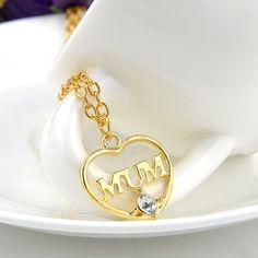 "Mother Love ""Mum"" Necklace - #livingdeal - #Discountcode"